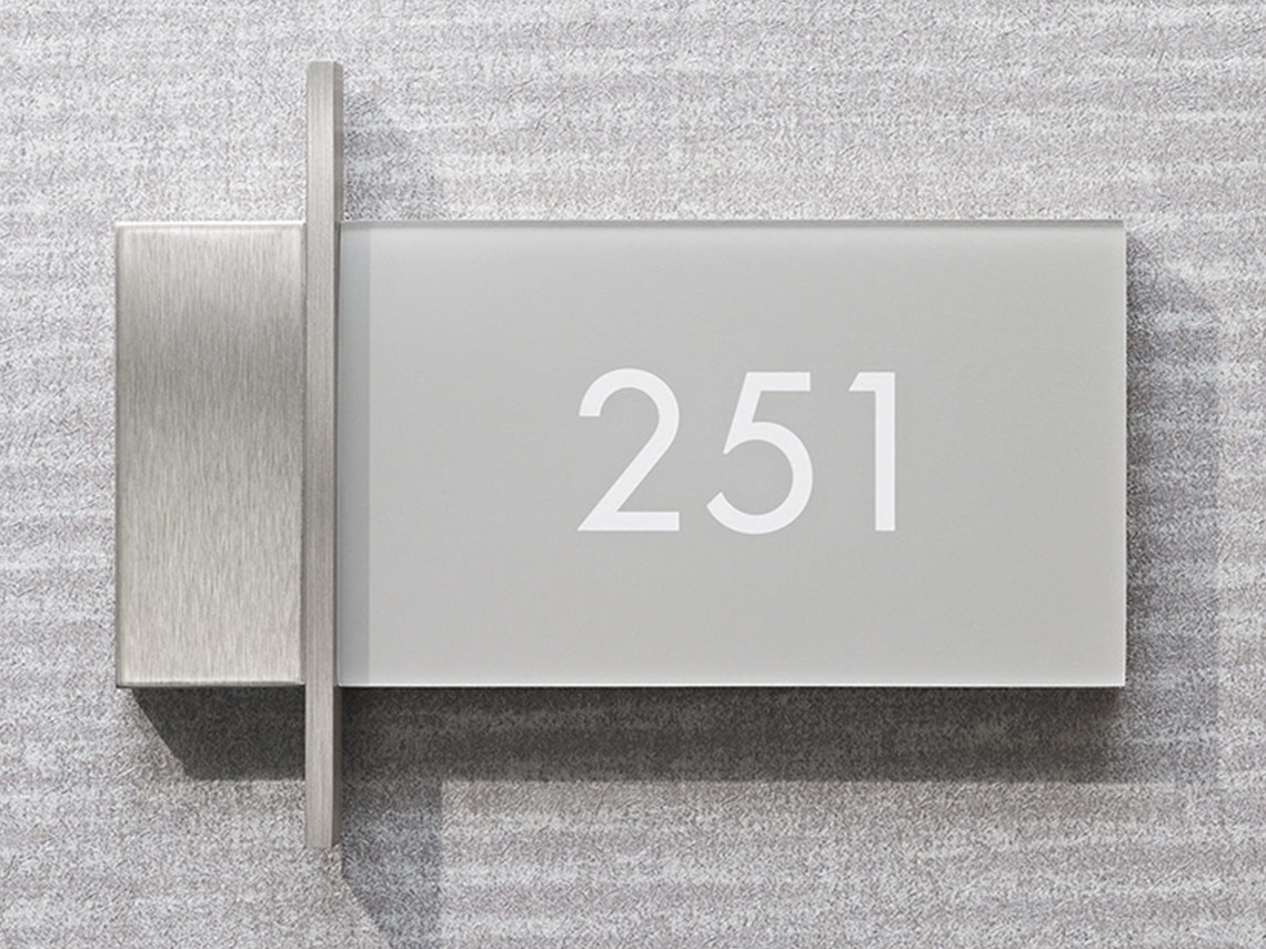 Merc-on-Main-12-room-number-wall-sign