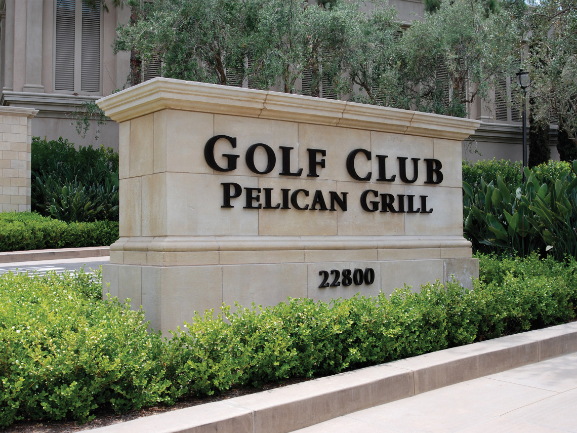 Pelican-Hill-2-golf-club-monument-sign